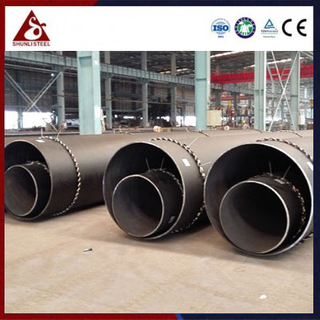 Tubular Steel SAWH / SSAW Pipe Pile